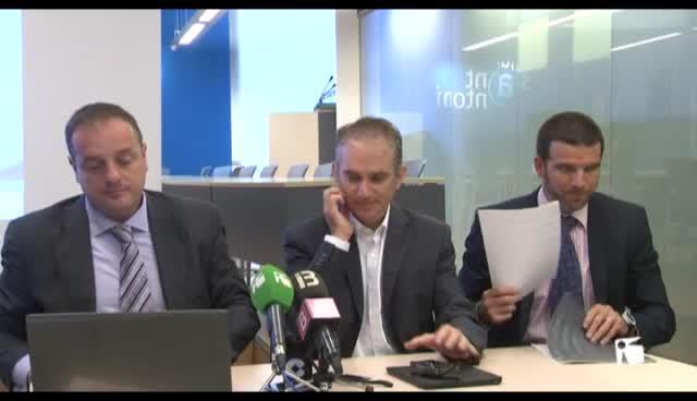 VÍDEO: El Govern anuncia en Eivissa una inversión de 1,6 millones en el puerto de Sant Antoni