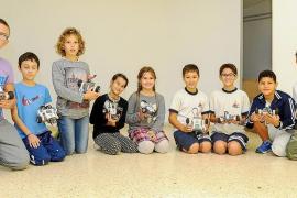 Piezas de Lego Mindstorm NXT con vida propia
