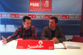 El concejal Rafa Ruiz se postula como candidato del PSOE a la alcaldía de Vila