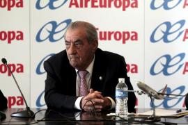 Air Europa ultima su entrada en el mercado interislas con seis rutas diarias Eivissa-Palma