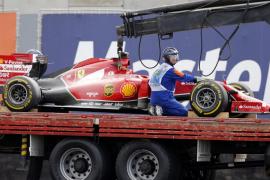 Rosberg es el más rápido en los libres del GP de Brasil
