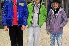 Tres jóvenes de Santa Eulària en el Manifiesto de Guadalajara
