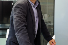 Vicent Torres se postula como candidato al Consell d'Eivissa