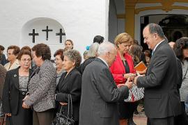 Los mayores, protagonistas en las Fiestas de Santa Gertrudis