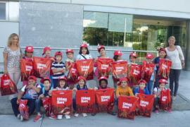 Alumnes del CEIP Anselm Turmeda de Palma visitaren el Grup Serra i Endesa
