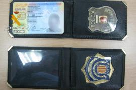 Detenido en Eivissa un falso policía de 21 años