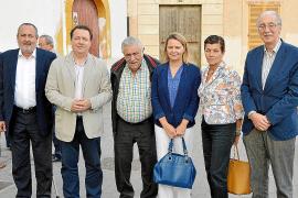 Comida del Grup Serra en Inca con motivo del Dijous Bo