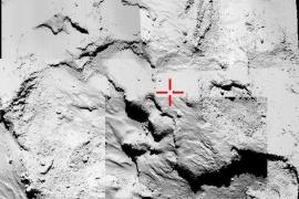 Philae comienza dos de sus experimentos sobre el cometa