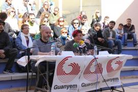 Guanyem Eivissa se desmarca de la «sopa de siglas» y aspira a todos los municipios