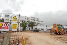 Las Pitiüses lideran la inversión en obras turísticas con un aumento del 132,9%