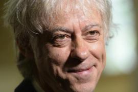 Bob Geldof lanza una canción benéfica para la lucha contra el ébola