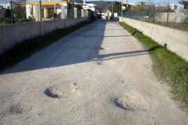 Los ayuntamientos apuestan por asfaltar calles y carreteras con el dinero del PIOS