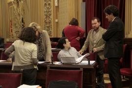 El PP rechaza las enmiendas a la totalidad de la oposición a los presupuestos de 2015