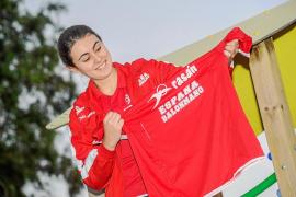 Paulina Pérez, a la Roja