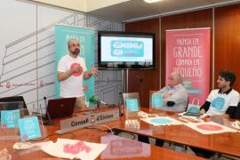 El Consell impulsa una campaña de apoyo al «pequeño gran comercio» de Eivissa