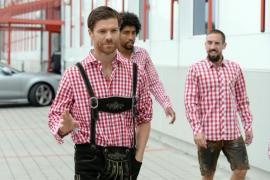 Xabi Alonso dice que Neuer es «de lejos» el mejor portero con el que ha jugado