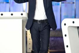 El presentador de televisión Ramón García.