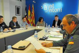 Las infracciones penales caen un 35,74% en Sant Antoni hasta octubre