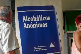 «A Alcohólicos Anónimos viene gente que no sabe si ha matado a alguien en algún accidente»