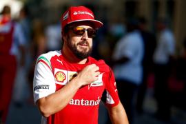 Rey Juan Carlos: «Fernando Alonso me ha dicho que va a McLaren»