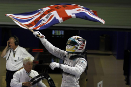 Hamilton logra su segundo Mundial en Abu Dabi