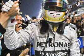 Hamilton: «Me siento bendecido»