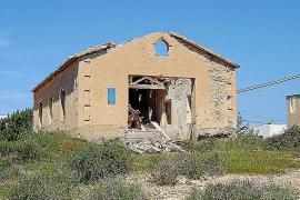 Es Campament de La Savina, un trozo de la historia negra de España