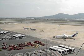 El jet privado cargado con cocaína que aterrizó en Eivissa en septiembre partió de las Bahamas