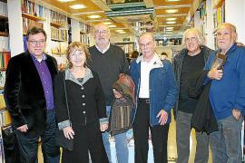 Llorenç Capellà presenta en Embat su nuevo libro 'El carro de Selene'