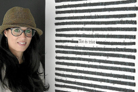 Mar Rayó nos presenta el taller 'Blackout Poetry'