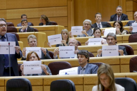 Rajoy dice que no ha dado instrucciones a la Fiscalía en la querella contra Mas
