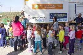 Diversión y reciclaje en Sant Carles