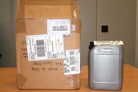La Policía arresta a un 'narco' que acudió a recoger 3,7 kilos de GHB a un hotel de Vila