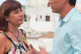 Pedro Sánchez viajó a Eivissa con cargo al Congreso de los Diputados