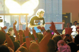 David Guetta: «Amo a Ibiza, es como mi familia»