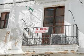 Más de mil ciudadanos piden al Consell que controle los alquileres de viviendas