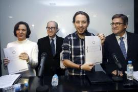 Reacciones en Balears sobre Podemos