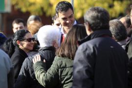 Sánchez: «Mas fractura políticamente España, pero Rajoy la fractura socialmente»