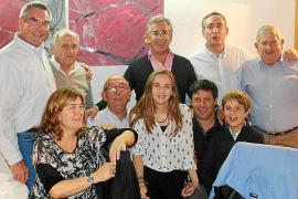 Aniversario de Oscar Mayol