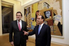 Rajoy y Hollande acuerdan potenciar el plan de interconexiones