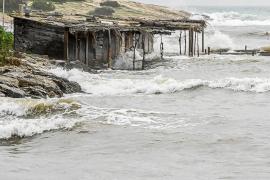 Protección Civil avisa por fuertes vientos en tierra  y costeros en las Islas