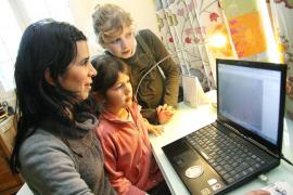 Crecen los hogares baleares con acceso a Internet