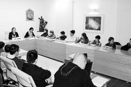 Los jóvenes de Formentera piden accesos seguros al colegio de La Mola