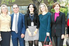 La reina Letizia en las Jornadas de Voluntariado