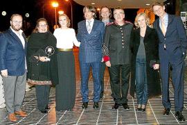 Entrega de los. Premios Onda Cero en el Auditórium de Palma