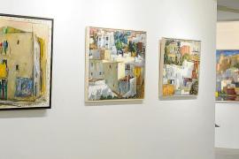 Las pinturas de 'Pep Marí' regresan a una sala de exposiciones cinco años después