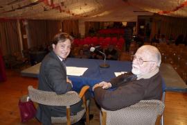 Jorge Campos y Román Piña