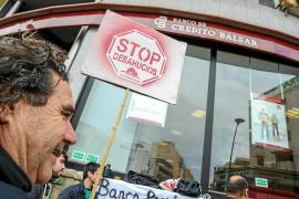 Los  Afectados por la Hipoteca vuelven a pedir justicia para Coque