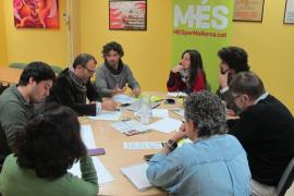 Jaume Garau será el coordinador de la campaña electoral de MÉS
