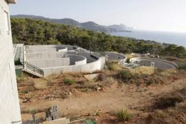 2,5 millones para las obras del emisario de la depuradora de Cala Tarida